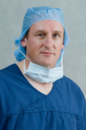 Port Macquarie Private Hospital specialist Guy Hingston